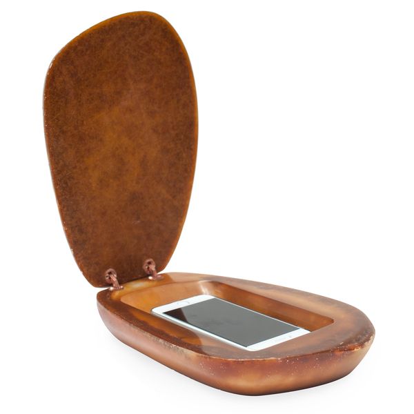 Marc Baroud Vault Smartphone Charger, iPhone and Samsung