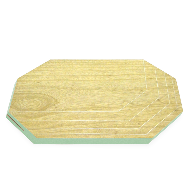 Octagonal Cheese Plate