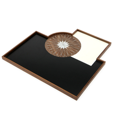Geometrik Trio Serving Tray
