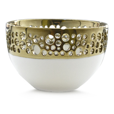 "Bubbles ""Firdaus"" Bowl Gold"