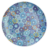 Floral Moucharabieh Round Tray