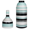 "Wine ""De[Cant]"" Decanter White, Aqua, Grey, Black"